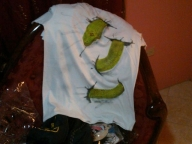 airbrush snake illusion - trife gang clothing