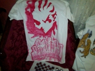 airbrush riley - trife gang clothing