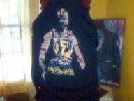 airbrush bane - trife gang clothing