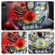 Twisted Metal Clown rocker cover, further progress. Step 2  - Creative Learning