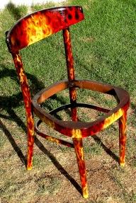 FLAMES Aagh! - Kustom Airbrush