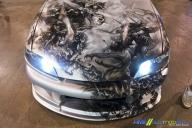 ImportFest-2013 - Airbrush on Nissan - Kustom Airbrush