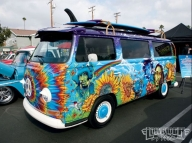 Awesome VW Airbrush Van - Kustom Airbrush