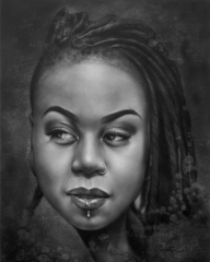 Defined - BLACK ART IN AMERICA - Fotorealismo