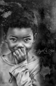 Be Joyful in Hope - BLACK ART IN AMERICA - Fotorealismo