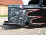 Fotos Galerie Airbrush Air brush Motorrad Auto Hot Paint | Hot-Paint - Airbrush Artwoks