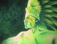Quetzal by Robert Martinez - Quetzal Painting - Favorite Art