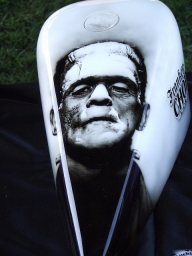 Frankenstein Chopper - Photorealism