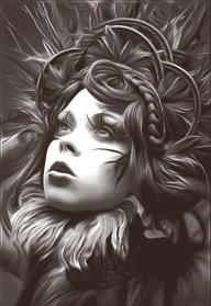 Airbrush Art by Claude Girolet. - Favorite Art