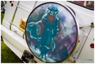 Kustom Kulture Blast Off 2014 - Airbrush Artwoks