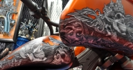 Vengeance... made by Speed by Design - Airbrush Artwoks