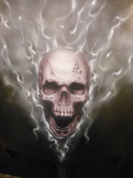 Psychotic Air » Artwork  - Airbrush Artwoks
