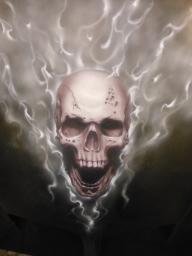 Psychotic Air » Artwork  - Airbrush Artwoks