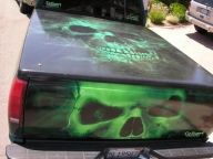 Do you decorate your car? - Airbrush Artwoks