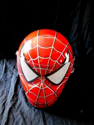 spiderman - helmets