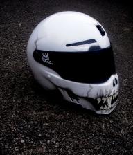 skull monster - helmets