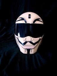 Anonymous  - helmets