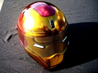 Iron-Man - helmets