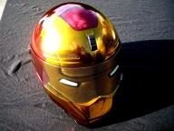 Iron-Man - helmets