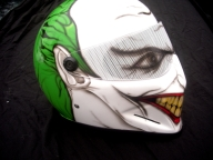 Joker - helmets