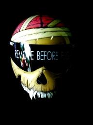 metallica ONE spirit - helmets