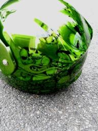 skulls and chrome - helmets