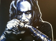Brandon Lee by Edwin519 - Airbrush Artwoks