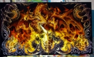 Awesome Airbrush Painting - Favorite Art