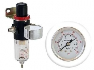 $9.50 for this Airbrush Air Compressor Regulator with Pressure Gauge - Things To Buy