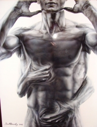 Airbrush Art from Alexey Sulkovskiy - Favorite Art
