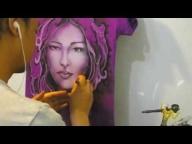 Airbrush Videos - Airbrush info: Video Airbrush - Airbrush Videos