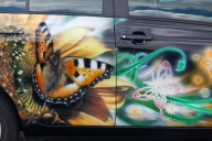 Butterfly - Airbrush Artwoks