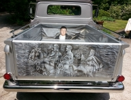Stone Mountain truck complete - Photorealism