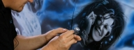 Vimpani Latest News - How To Airbrush - Creative Learning