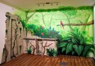Murals by MG-Airbrush - Airbrush Murals