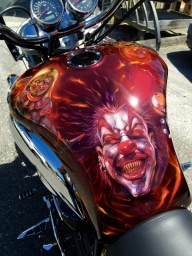 KILLER PAINT - Mr.Lavalle - www.killerpaint.com - Kustom Airbrush