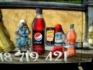 Smurfs Van - AUTO ART