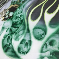 Another great piece: http://www.blast-of-air.com/ - Airbrush Artwoks