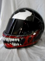 Venom - helmets