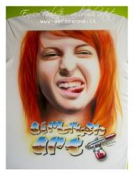 airbrush t-shirt  - Airbrush Artwoks