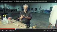 Airbrush Video Mini Lesson - Airbrush Videos
