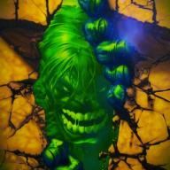 Super Hulk! - Airbrush Artwoks