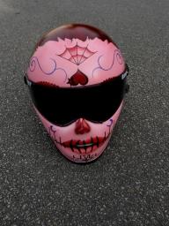 tatoo style - helmets