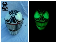 Venom night glow - helmets