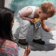 #FuriousAirbrush #RSS Feeds | New oil paint and acrylic trainings at Foxy studio - Friends