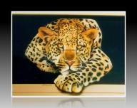 Liberty Coach creates airbrushed RV masterpieces courtesy of Dean Loucks - Favorite Art