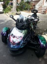 Trike - Kustom Airbrush