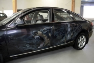 Dobermanns - Tuning Cars Airbrush
