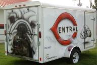 Centeral Trailer - Airbrush Artwoks
