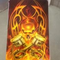 skullfire - Airbrush Artwoks